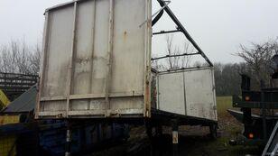 可拆卸的车体 - 箱