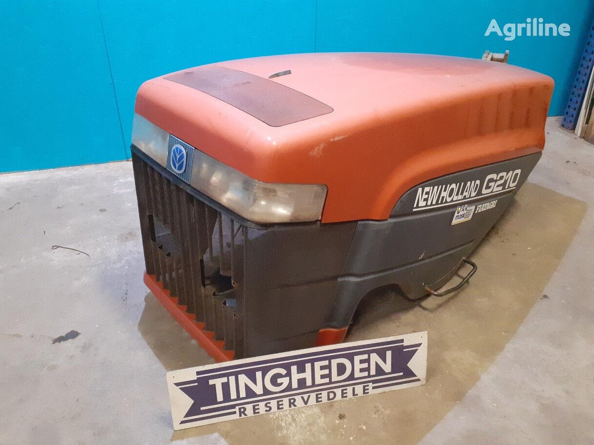 牵引车 NEW HOLLAND G210 的 发动机盖