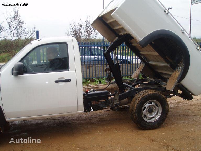卡车  BIM karhotsa 的 自卸系统