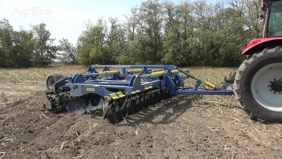 新圆盘耙 BDM-Agro 6000P