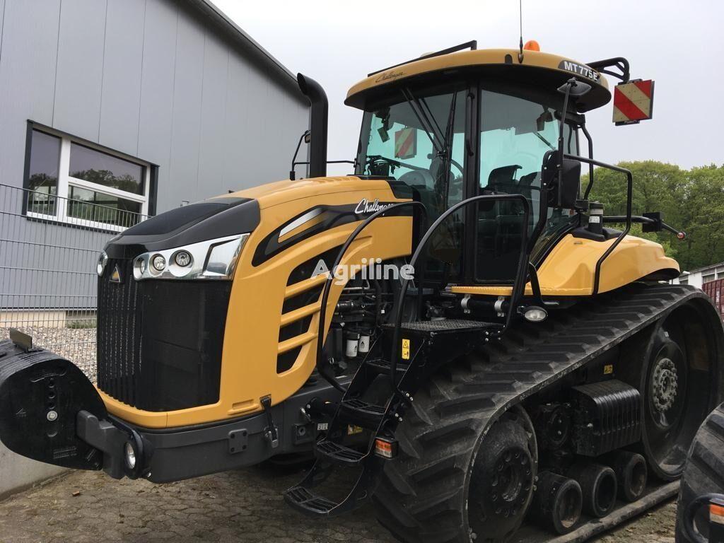 新履带式拖拉机 CHALLENGER MT 775 E-Serie
