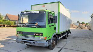 箱式卡车 DAF 45.130 Ti 6 Cylinders Euro 2 Spring-Spring