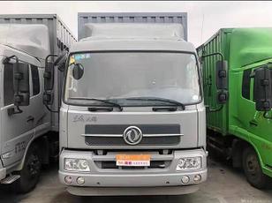 箱式卡车 DONGFENG Cargo truck