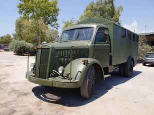 军用卡车 FIAT LANCIA ESATAU
