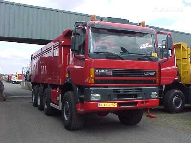 自卸车 GINAF M 4446-TS - 8x8