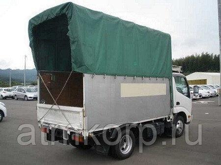 带防水布卡车 HINO Dutoro