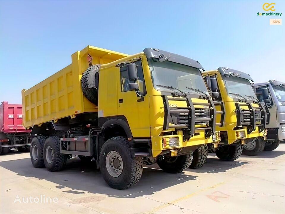 自卸车 HOWO 371HP