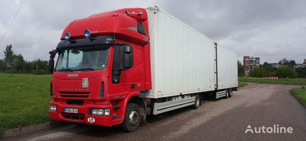 箱式卡车 IVECO 120E28