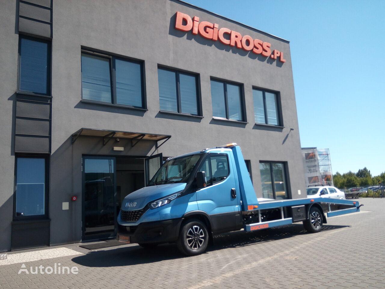 新拖吊车 IVECO 35S21A8  Digicross