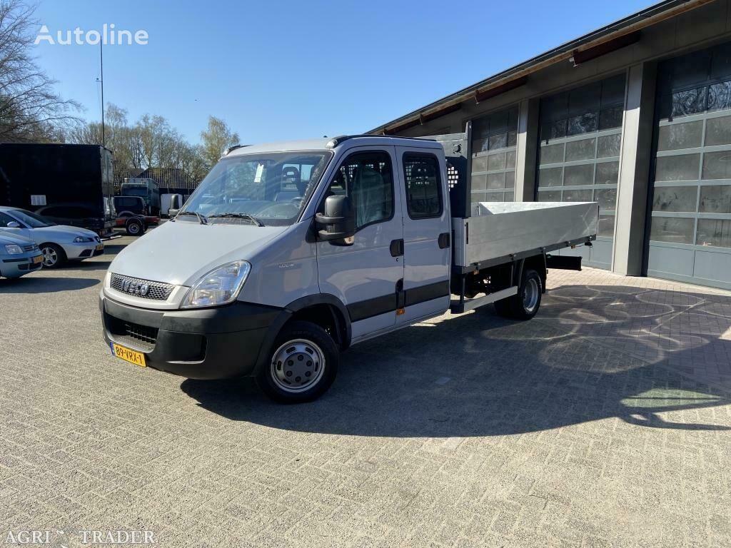 平板卡车 IVECO Daily 40 C 18 DOKA