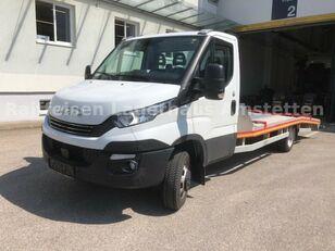 小汽车运输车 IVECO Daily 50 C 18 Járműszállító Csörlővel és Rámpával