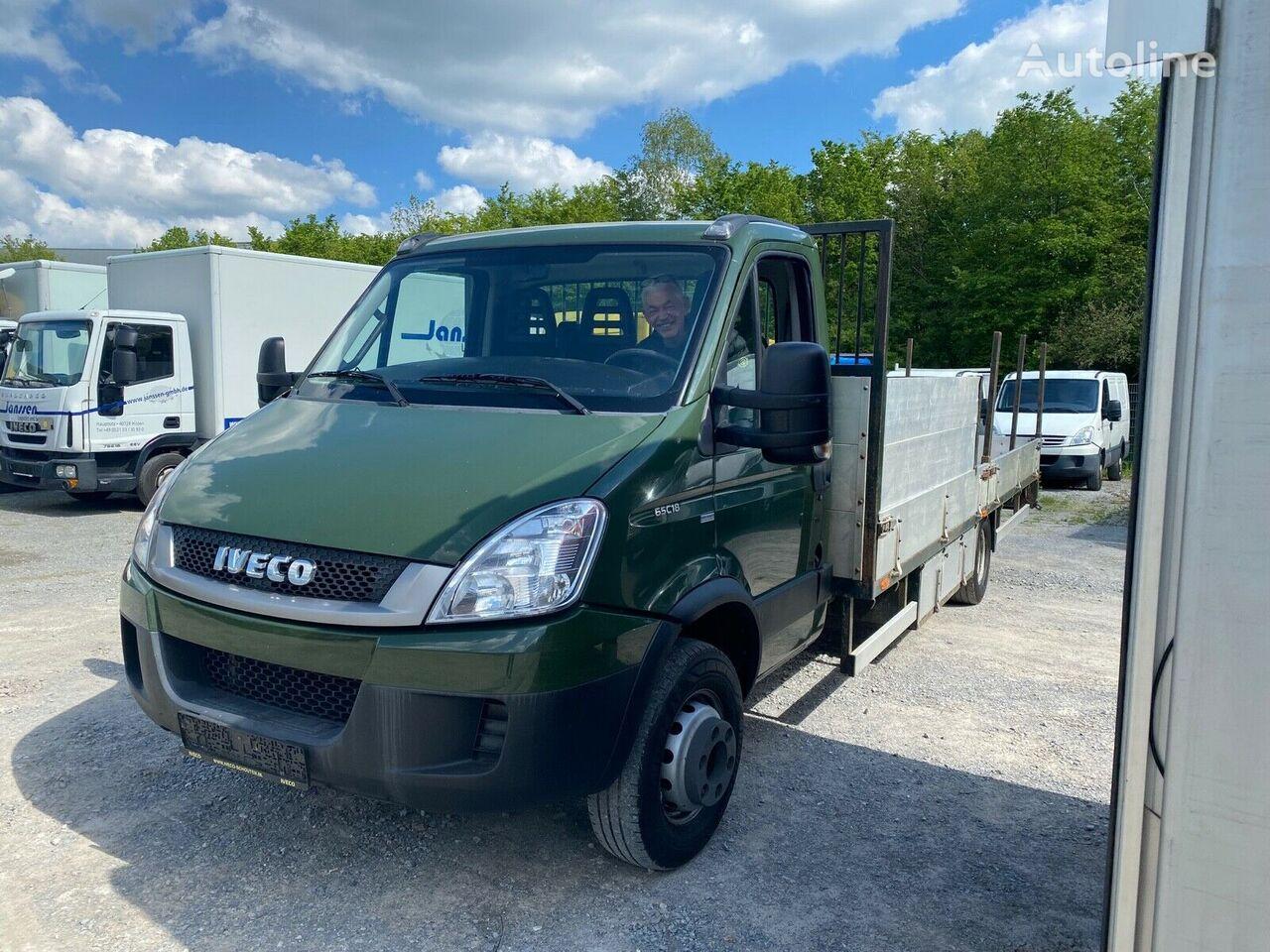平板卡车 IVECO Daily 65 C 18