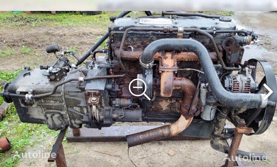 卡车 IVECO EuroCargo 的 发动机 IVECO EuroCargo
