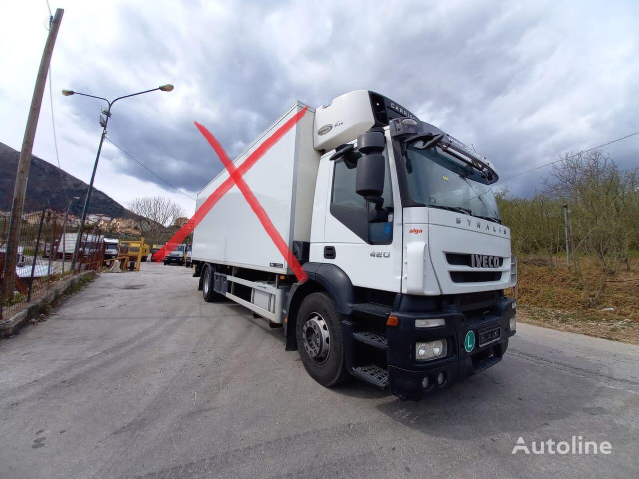 底盘卡车 IVECO STRALIS 190S42