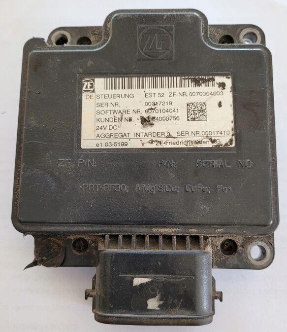 卡车 IVECO Stralis 的 控制单元 IVECO ZF 6070004003