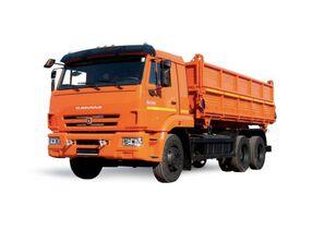 新自卸车 KAMAZ 45143-6012-50