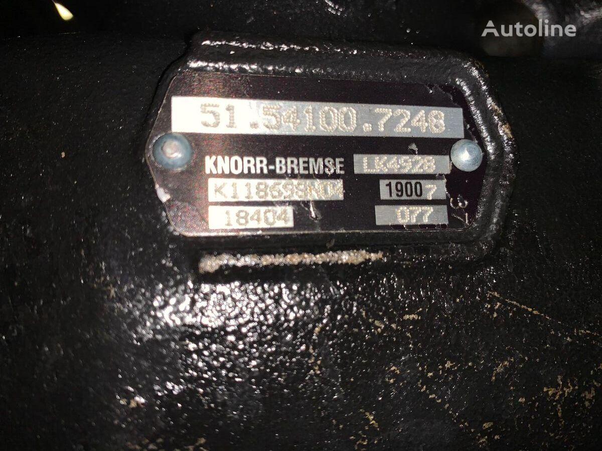 新牵引车 MAN EURO 6 的 气动压缩机 KNORR-BREMSE (LK4928, K118698)
