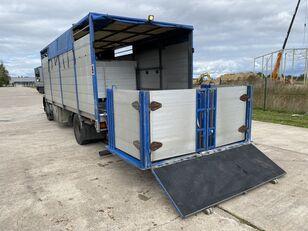 牲畜运输车 MAN 14.224 4x2 With Lift