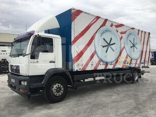 箱式卡车 MAN 18.285 LLC