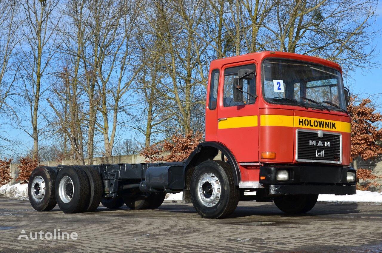 底盘卡车 MAN 22.220