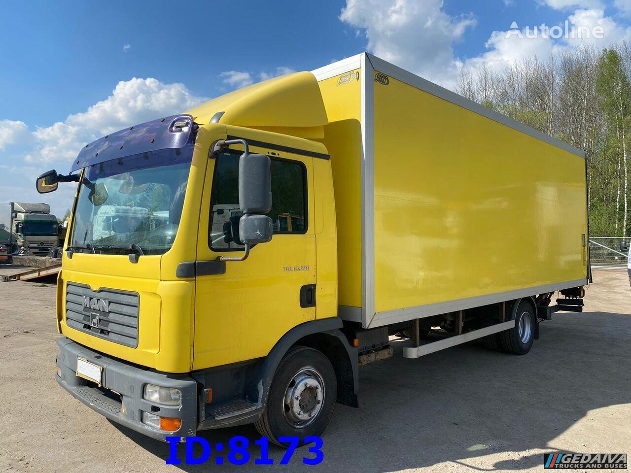 恒温卡车 MAN TGL 10.210