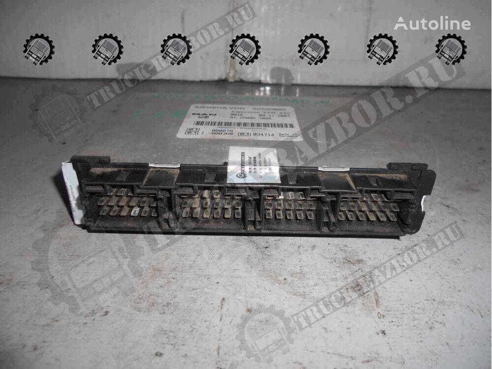牵引车 MAN 的 控制单元 MAN blok elektronnyy FFR VDO (81258057068)
