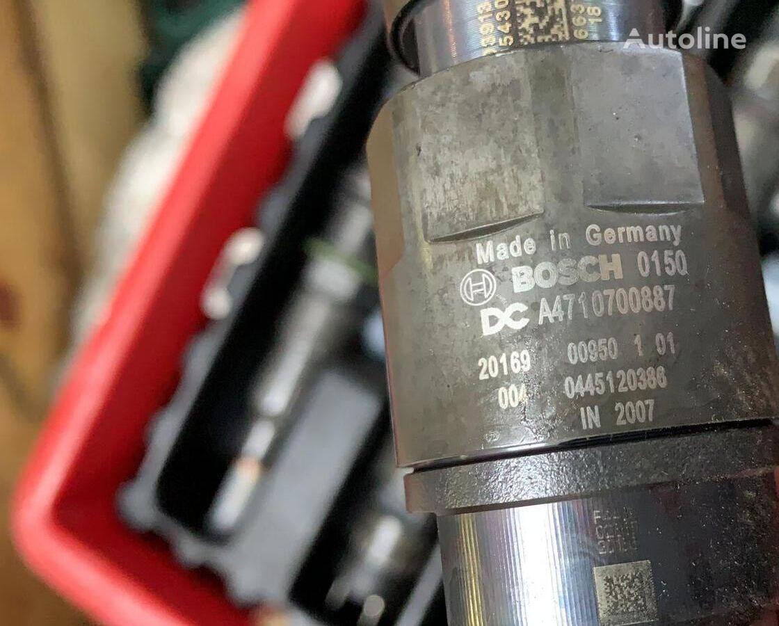 新牵引车 MERCEDES-BENZ ACTROS MP4 的 喷油器 MERCEDES-BENZ (4710700887)