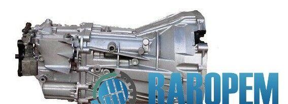 新厢式乘用车 MERCEDES-BENZ Sprinter si Vito 2.2 的 变速箱 MERCEDES-BENZ 3.0 6 trepte