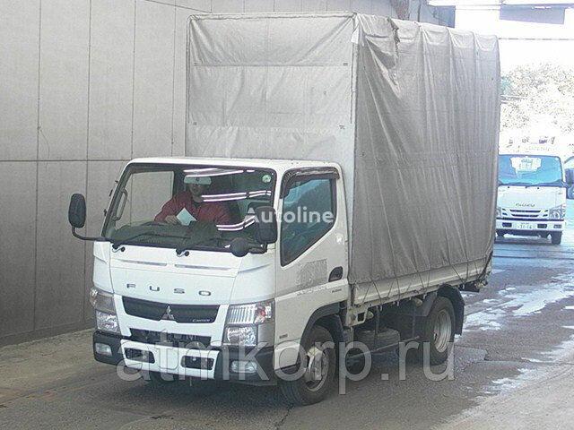 带防水布卡车 MITSUBISHI Canter