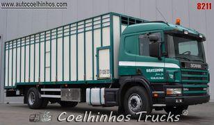 牲畜运输车 SCANIA 124G 420