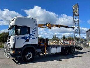 拖吊车 SCANIA R 144-530 GB-6X2