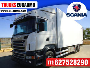 冷藏车 SCANIA R 480