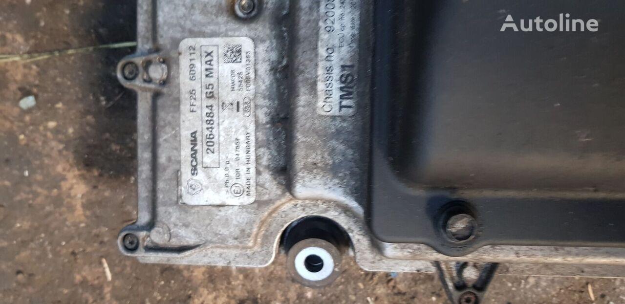 牵引车 SCANIA R, P, G, L, S series EURO6 XP 的 控制单元 SCANIA R, T, P, G series EURO6 XPI ECU GMS T5 TMS1, TMS2 control unit