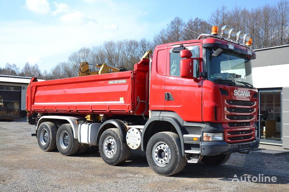 自卸车 SCANIA R420