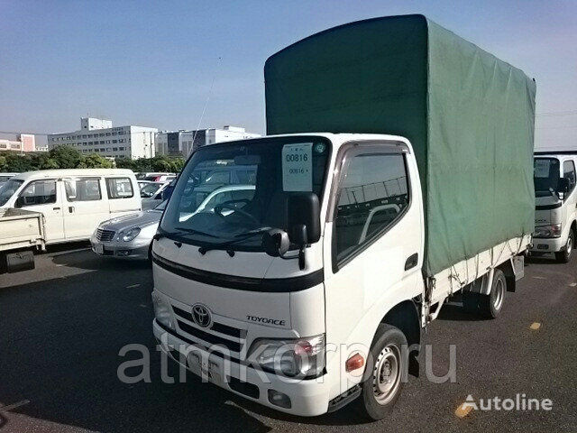 带防水布卡车 TOYOTA