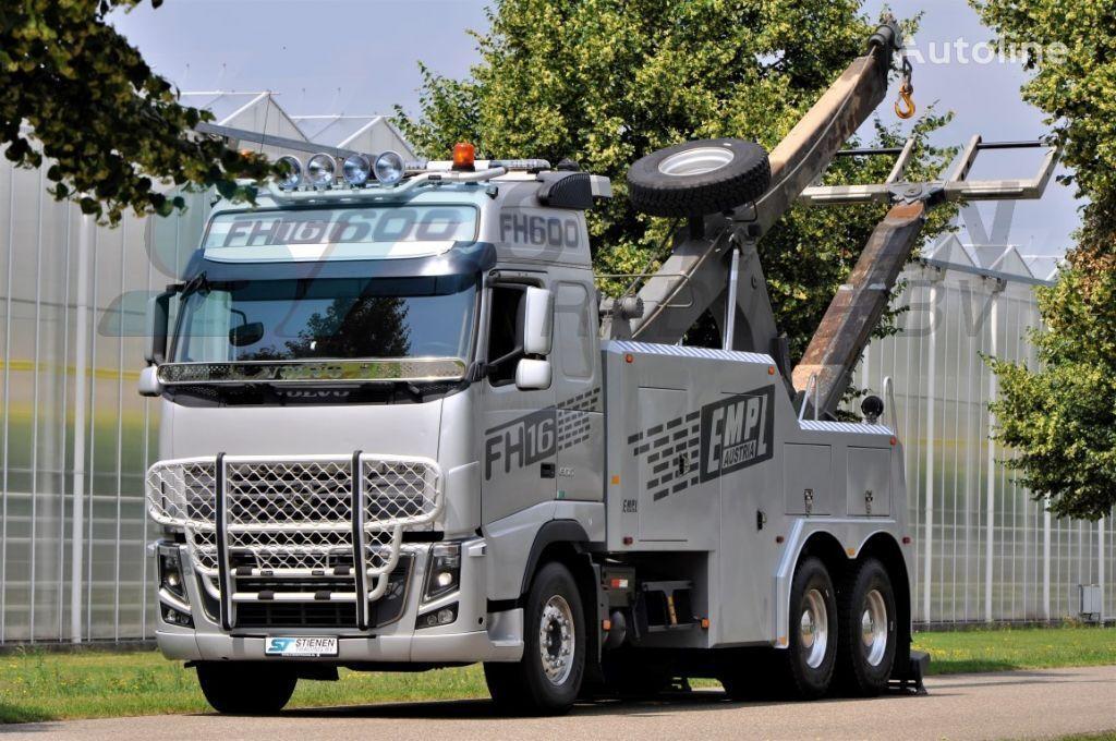 拖吊车 VOLVO FH16-610 6x4 BB EMPL WRECKER