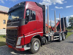 木材运输车 VOLVO FH460 6x4 Loglift 96ST