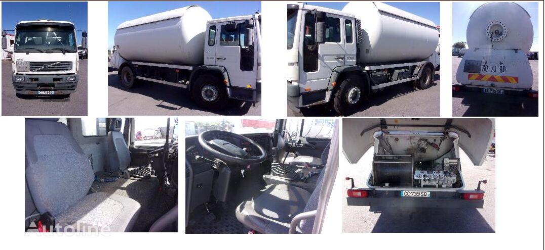 燃气运输车 VOLVO FL619 LPG 20400 litres