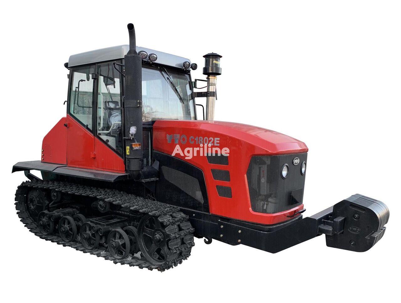 新履带式拖拉机 YTO C1802
