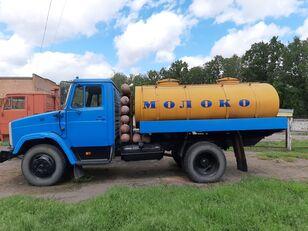 奶罐车 ZIL 433362