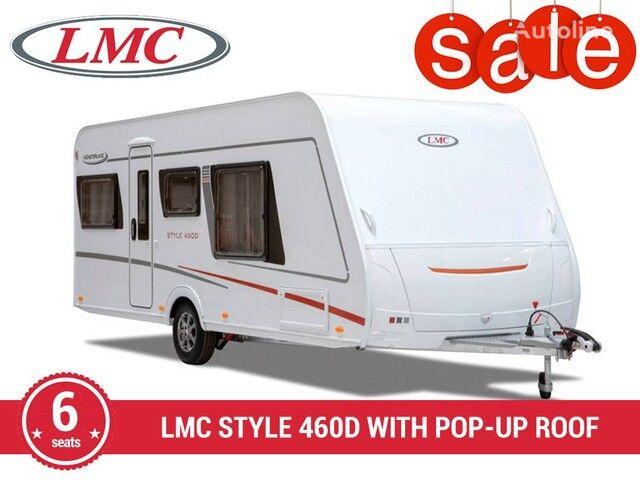 新房车拖车 LMC Munsterlan STYLE 460D (6/2020, 1250 kg)