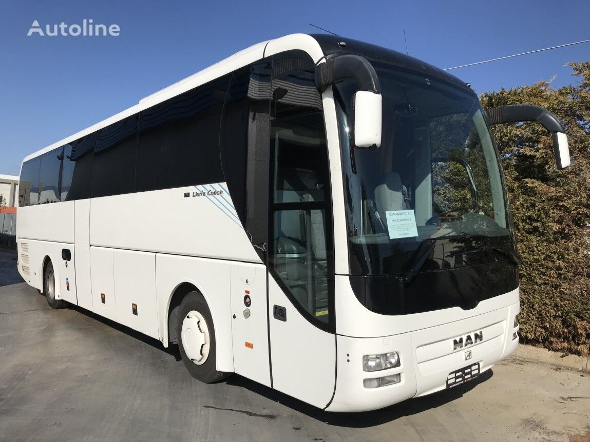 长途公共汽车 MAN R07 LIONS COACH - EURO 5 EEV - 51 THESEON