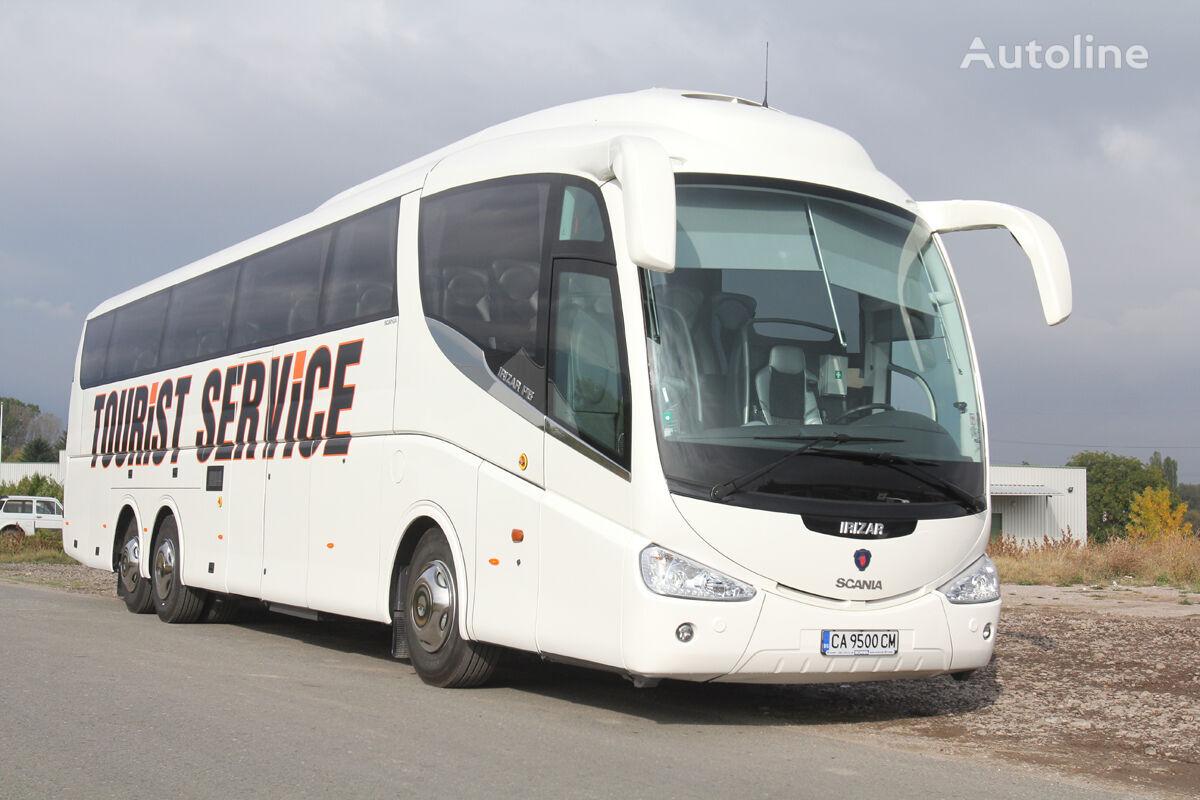 长途公共汽车 SCANIA Irizar