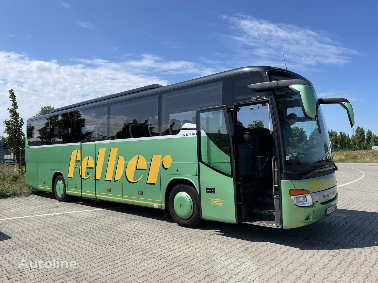 长途公共汽车 SETRA 415-GT-HD -Top Zustand!!!!!!