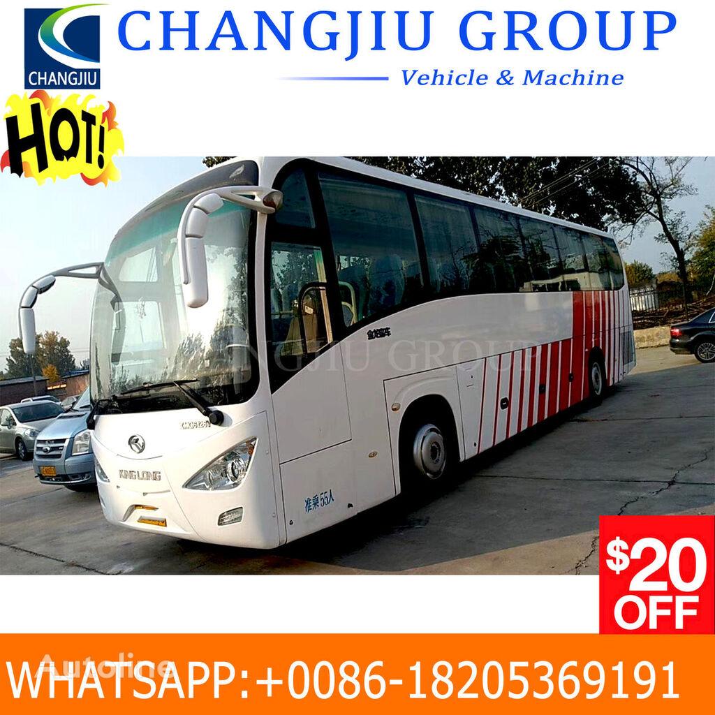 长途公共汽车 YUTONG