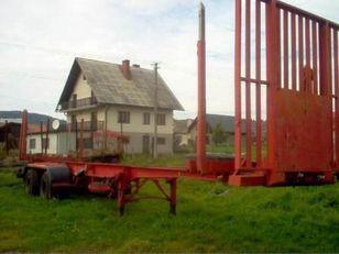 半挂式木材运输车 IWTHL SCHLUTUP FS 4020