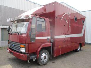 箱式卡车 FORD Cargo 0811 , Belgium Horse Truck