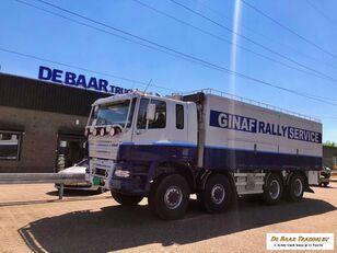 箱式卡车 GINAF M 4446-S 8x8 assistentie voertuig