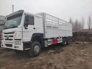 箱式卡车 HOWO Cargo truck