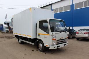 新箱式卡车 JAC Промтоварный автофургон (европромка) на шасси JAC N56